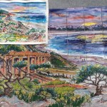 torrey pines mural rendering compared to final